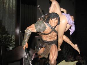 Conan The Prize_Sideshow SSC