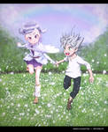 Asta and Noelle Collab