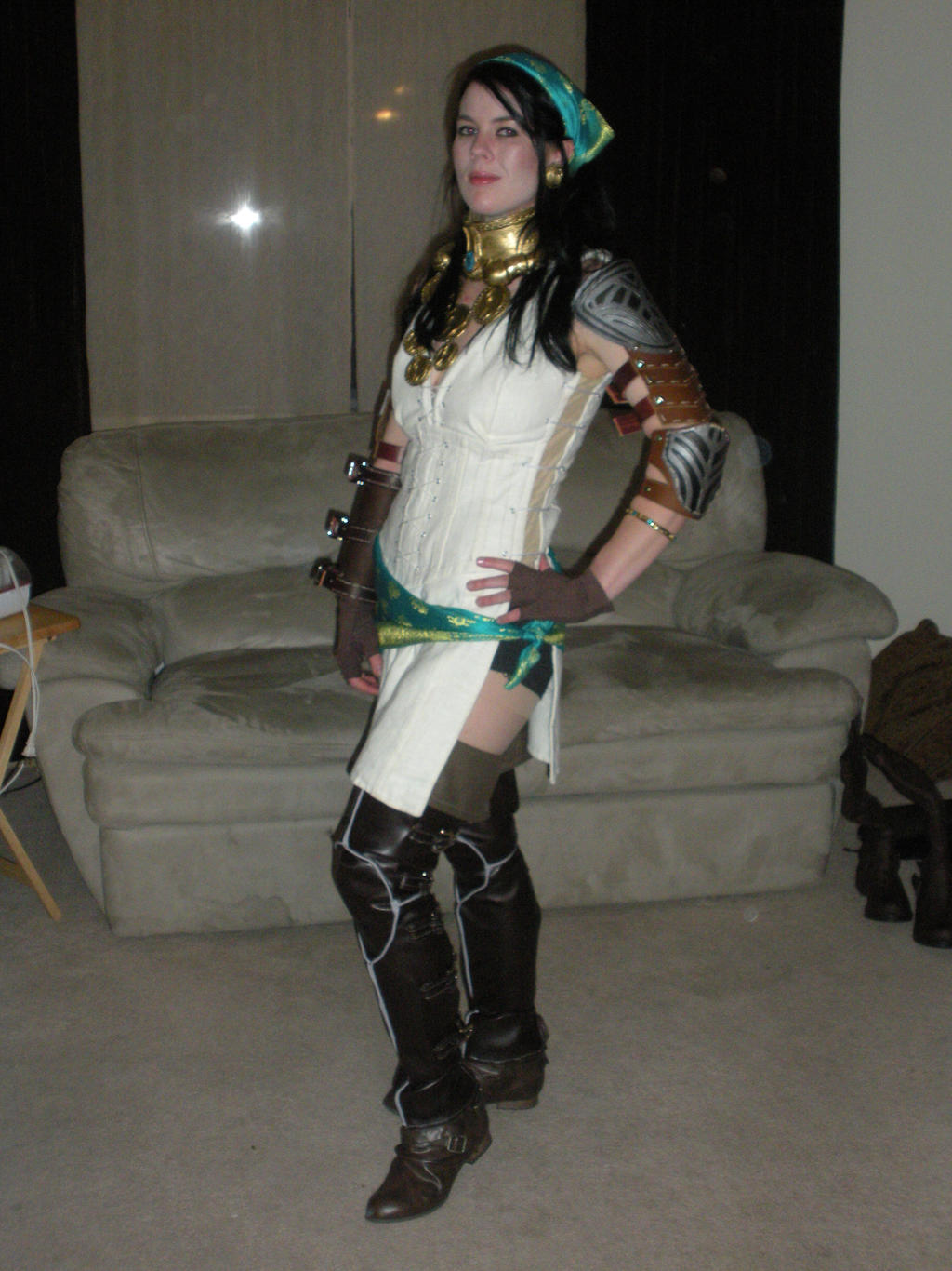 isabella cosplay age Dragon