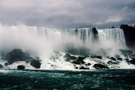 Waterfall 3 Stock