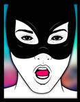Untitled Masked Girl