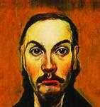 Portrait Study of El Bonzo