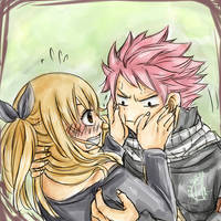 Nalu Week - Lucy, why not? by Chengggg