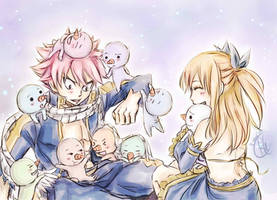 Nalu Week - Well  loved! by Chengggg