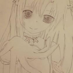 Asuna by gloomy-Taurus