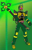 Kamen Rider Leangle by Eienias20