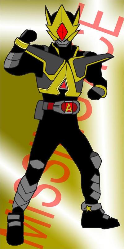 Kamen Rider Glaive Belt