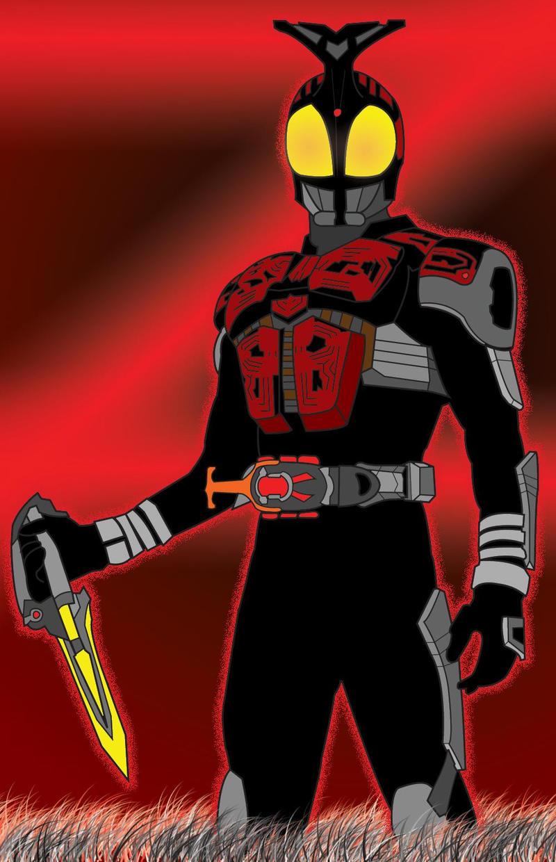 Kamen Rider Dark Kabuto by Eienias20 on deviantART