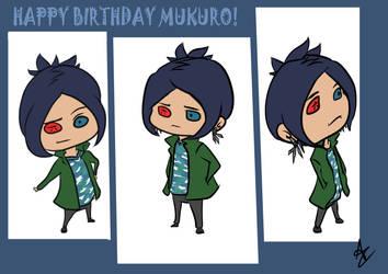 Happy birthday, Mukuro! by AntheaVongola