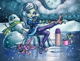 Winter (Cutie Pie) Wonderland by Ashleykat