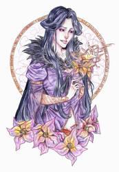 Aleksansera | Deus of desperatio [RoS] by NanaSui