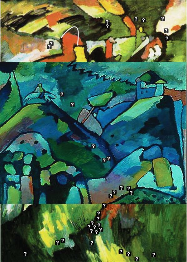 Kandinsky by comteskyee