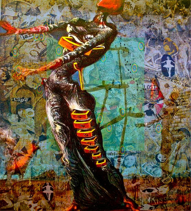 Dali Bosch and Co by comteskyee