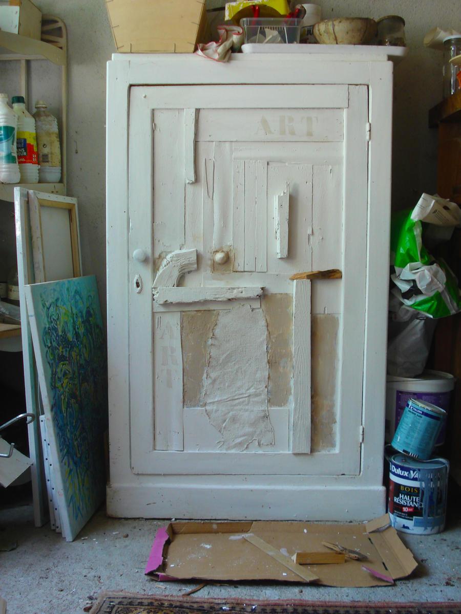 Studio cupboard1 by comteskyee