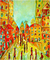 Rue du Commerce by comteskyee