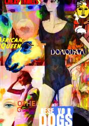 African Queen by comteskyee
