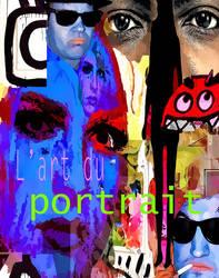 L'art du portrait by comteskyee