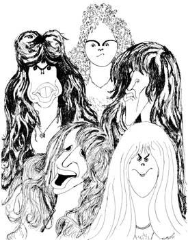 Draw the Line - Aerosmith by LTerri