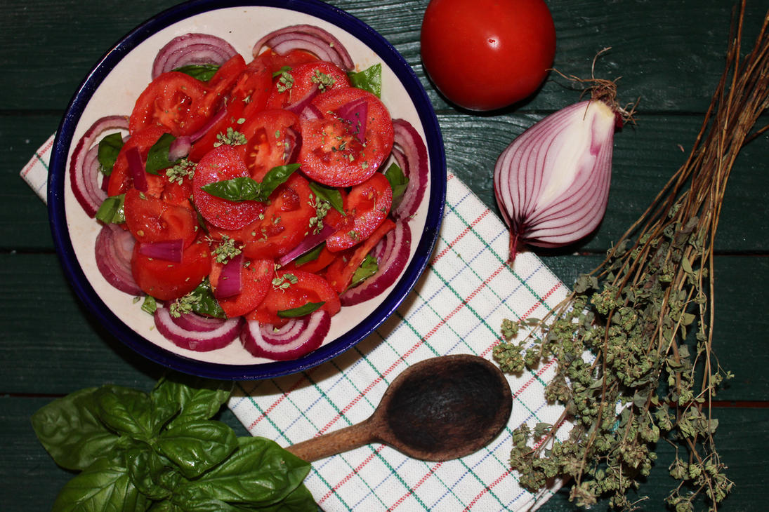 FROM ITALY WITH LOVE / MEDITERRANEAN CUISINE by LTerri