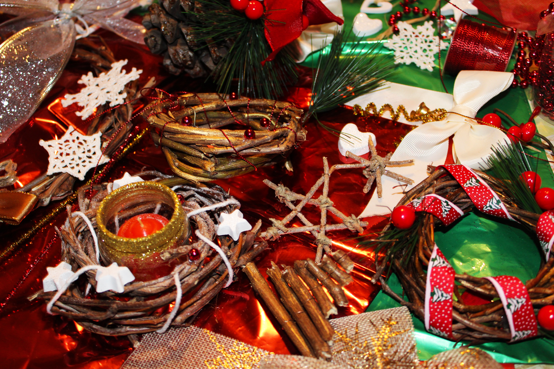 MERRY CHRISTMAS by LTerri