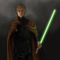 Luke Skywalker by Pedro-Ferreira