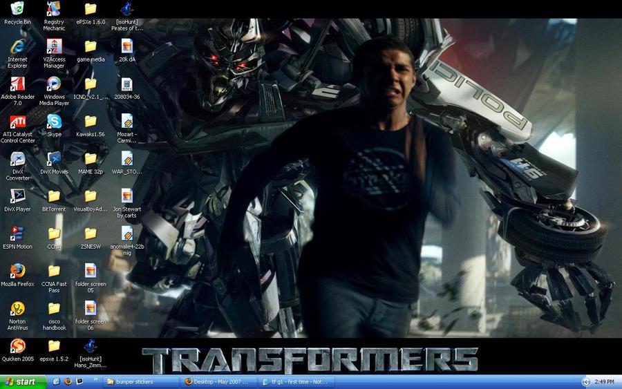 Desktop - May 2007