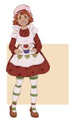 Strawberry Shortcake by godsguy39