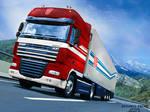 Optimus Prime as DAF-XF105