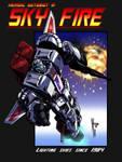 Comixink SkyFire Collab