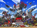 Micromasters Autobot All Stars