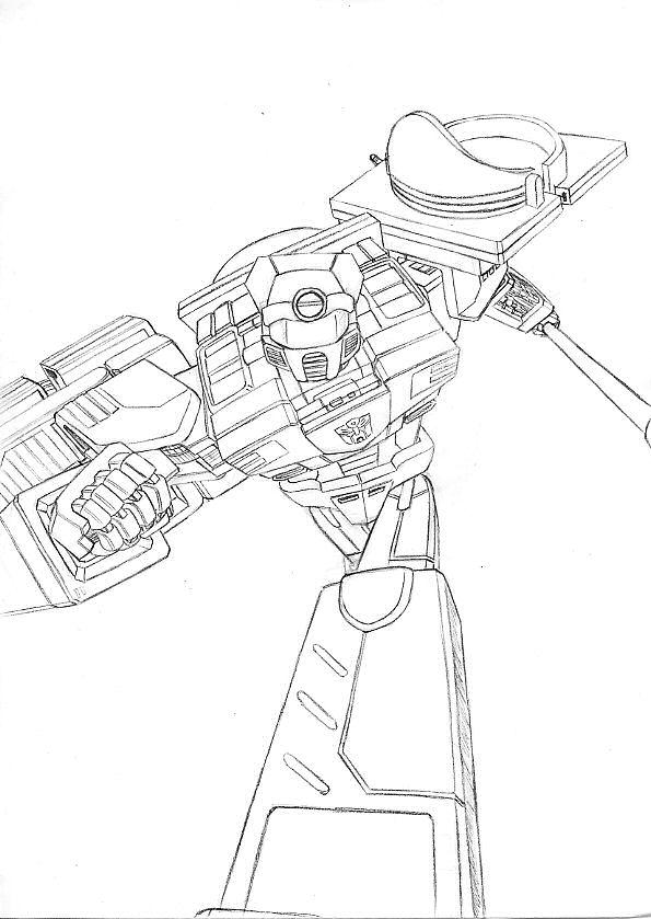 Signal Lancer by hansime