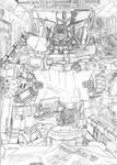 MicroTitans 1 Decepticon Cover