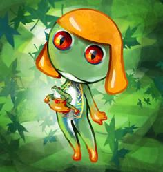 Keronian Tree Frog