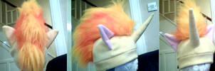 Rapidash fleece Hat by Kloofcat