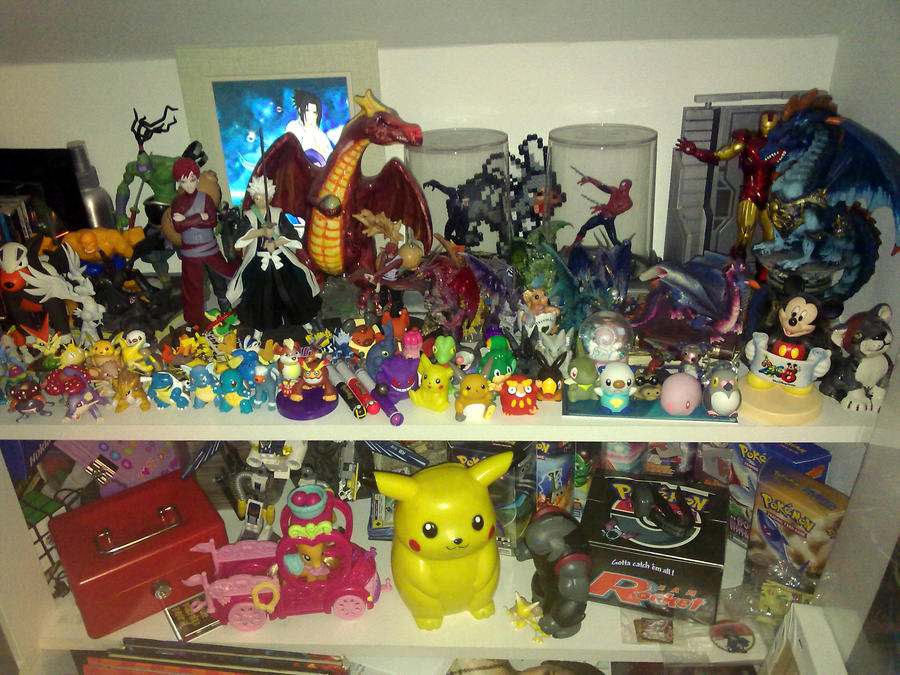 The Awesome Shelf by Kloofcat