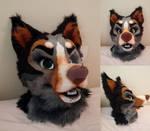 Husky Canine fursuit head