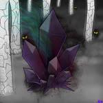 Dark Crystals in a White Forest - Bio