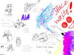 iPad Doodle Dump 1