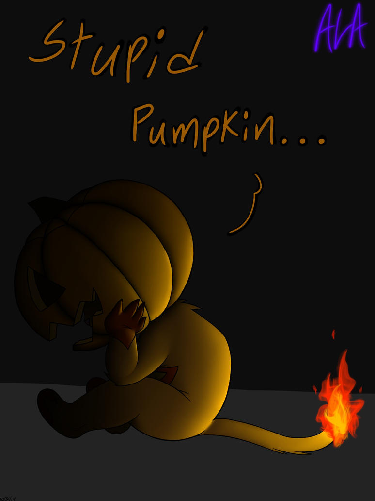 Stupid Pumpkin... by Jestloo