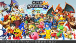 Super Smash Bros. Wii U/3DS Wallpaper