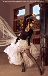 Burtonesque Ballerina by alwaysxsecondxbest
