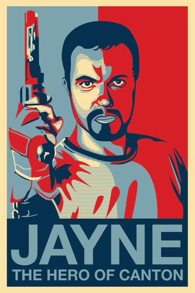 Jayne Cobb by ezBadfish