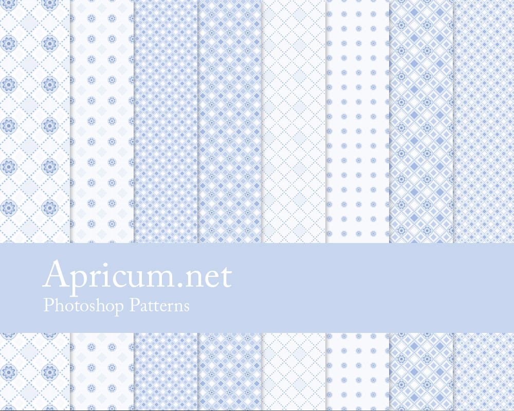 blue photoshop patterns by apricum on deviantart