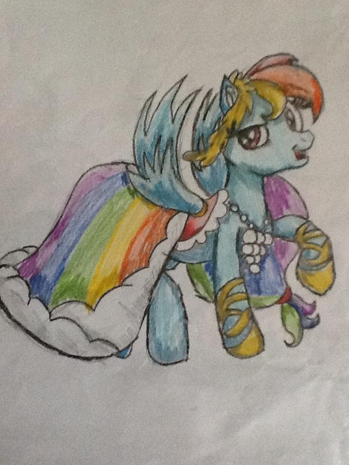 Meus desenhos... Finalmente!! Rainbow_gala_by_ossami-d5ne7nw