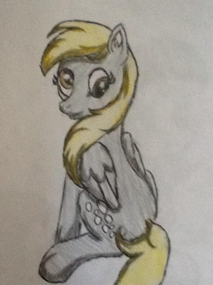 Meus desenhos... Finalmente!! Derpy_by_ossami-d5ne81e