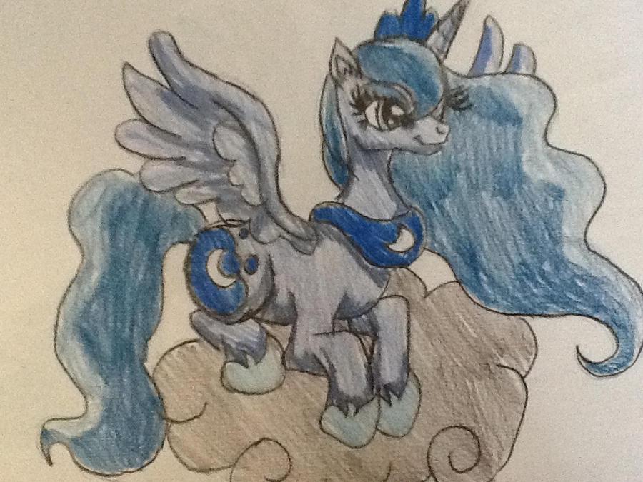 Meus desenhos... Finalmente!! Luna_by_ossami-d5ne8kh