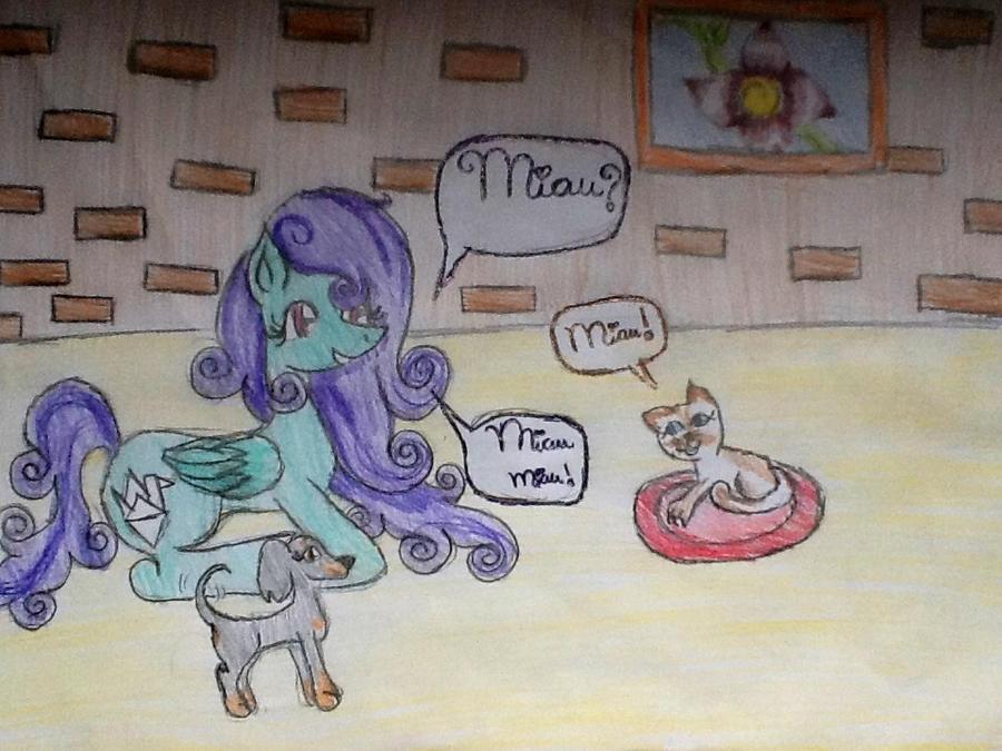 Cambada de desenhos da PoLo Blue_ice_and_cat_by_ossami-d5q9whh