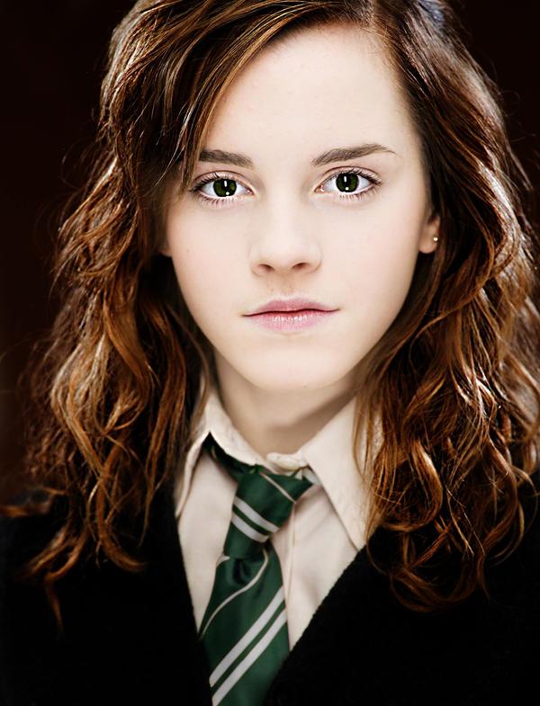 Hermione in a different way by XxNymphadoraTonksxX on DeviantArt