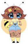 +.:*+Bumble Bee+*:.+ by Alukuma