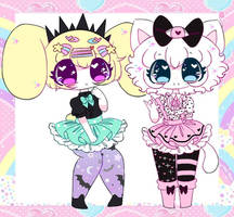 +.:*+Pastel Goth+*:.+